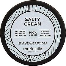 Духи, Парфюмерия, косметика Крем для укладки волос слабой фиксации - Maria Nila Salty Cream