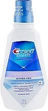 Духи, Парфюмерия, косметика Ополаскиватель для полости рта - Crest Mouthwash 3D White Vivid White Sparkle Mint