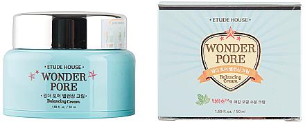 Крем матирующий для сужения пор - Etude House Wonder Pore Balancing Cream