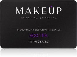 Подарочный сертификат - 500 грн — фото N2