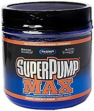 "Духи, Парфюмерия, косметика Мультивитаминная добавка ""Апельсин"" - Gaspari Nutrition SuperPump Max Orange"