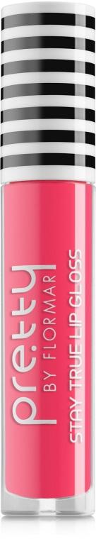 Блеск для губ - Flormar Pretty Stay True Lipgloss