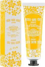 Духи, Парфюмерия, косметика Крем для рук - Institut Karite Shea Hand Cream So Pretty Jasmine
