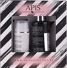 Духи, Парфюмерия, косметика Набор - APIS Professional For Men (h/b/cr/300ml + serum/100ml)