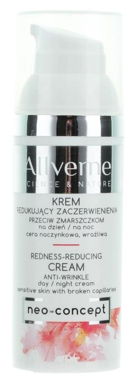 Крем для лица - Allverne Science And Nature Redness-Reducing Cream