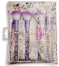 Духи, Парфюмерия, косметика Набор кисточек для макияжа - I Heart Revolution Fortune Seeker Glitter Brush Set