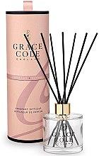 Духи, Парфюмерия, косметика Аромадиффузор для дома - Grace Cole Boutique Ginger Lily & Mandarin Fragrant Diffuser