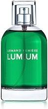 Духи, Парфюмерия, косметика Armand Lumiere Lumium Pour Homme 555 - Парфюмированная вода (тестер с крышечкой)