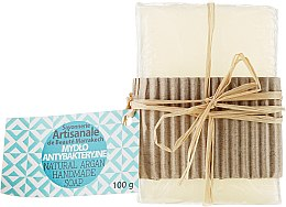 Духи, Парфюмерия, косметика Антибактериальное мыло - Beaute Marrakech Natural Argan Handmade Soap
