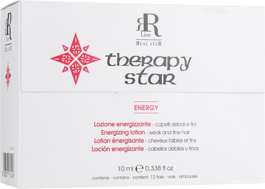Амуплы-лосьон против выпадения волос - RR Line Energy Star Lotion