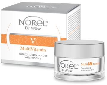 Мультивитаминный крем-гель - Norel MultiVitamin
