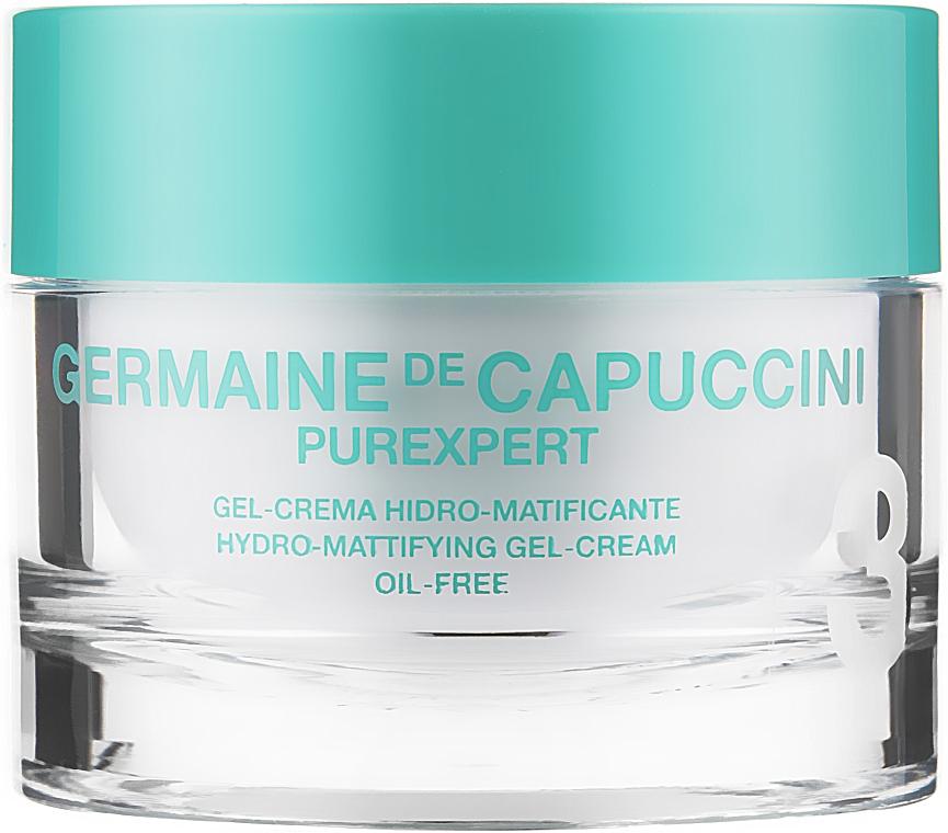 Гель-крем для лица с гидроматирующим эффектом - Germaine de Capuccini PurExpert Oil-Free Hydro-Mat Gel-Cream