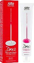 Духи, Парфюмерия, косметика Крем-краска для волос с колагеном - Shot Dna Hair Color Crem