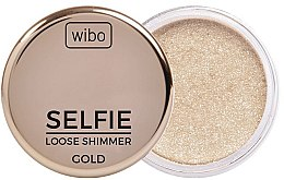 Духи, Парфюмерия, косметика Шиммер для лица - Wibo Selfie Loose Shimmer