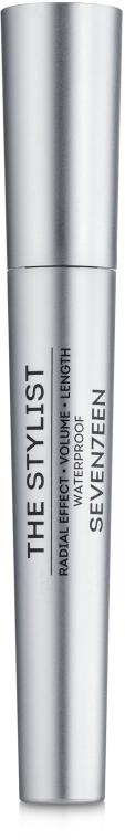 Водостойкая тушь для ресниц - Seventeen The Stylist Waterproof