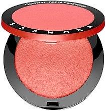 Духи, Парфюмерия, косметика Румяна для лица - Sephora Colorful Shimmer