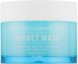 Духи, Парфюмерия, косметика Утренняя маска-щербет для лица - A'pieu Good Morning Sorbet Mask