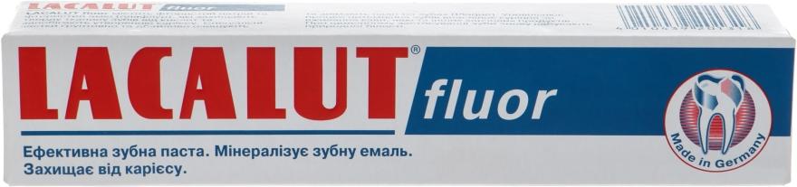 """Зубная паста """"Fluor"""" - Lacalut"""