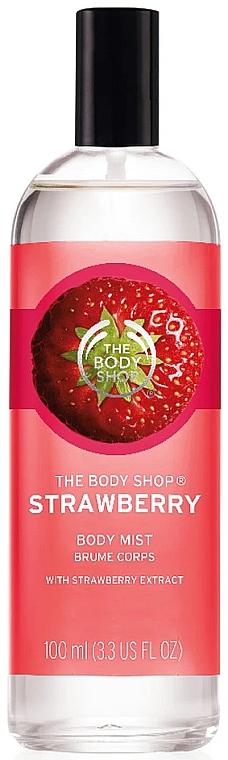Спрей для тела - The Body Shop Strawberry Body Mist