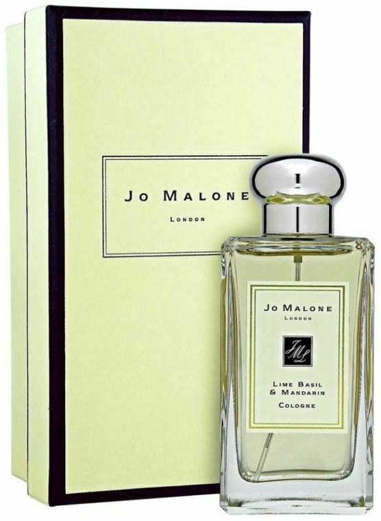 Jo Malone Lime Basil and Mandarin - Одеколон