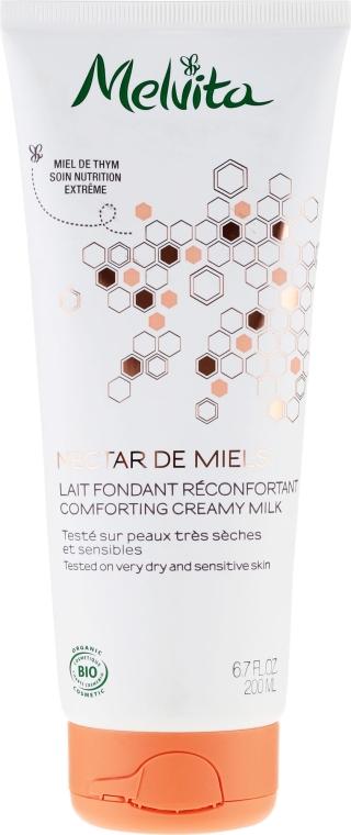 Молочко-крем - Melvita Nectar de Miels Comforting Creamy Milk