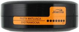 Моделирующая матирующая паста для волос - Joanna Styling Effect Extra Strong Matt Paste — фото N2