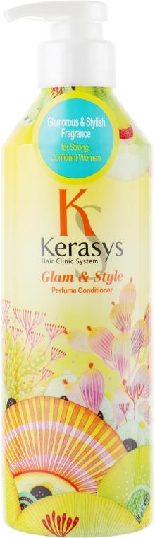 "Кондиционер для волос ""Гламур"" - KeraSys Glam & Stylish Perfumed Rince"