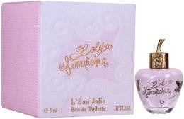 Духи, Парфюмерия, косметика Lolita Lempicka L'Eau Jolie - Туалетная вода (мини)