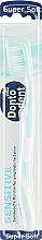 Духи, Парфюмерия, косметика Зубная щетка, супермягкая, ментоловый - Dontodent Sensitive SuperSoft