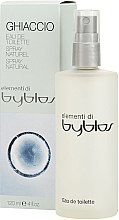 Духи, Парфюмерия, косметика Byblos Ghiaccio - Туалетная вода