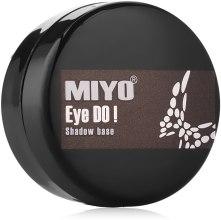 Парфумерія, косметика База під тіні - Miyo Eye Do Eyeshadow Base