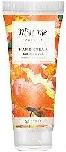 """Духи, Парфюмерия, косметика Увлажняющий крем для рук """"Манго и абрикос"""" - Barwa Miss Me Pretty Mango & Apricot Hand Cream"""