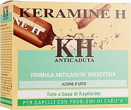Духи, Парфюмерия, косметика Ампулы против выпадения волос - Keramine H Fiale Anti-Caduta