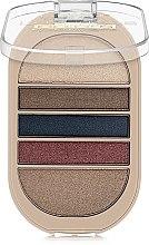 Духи, Парфюмерия, косметика Тени для век - DoDo Girl Luxurious Colors Eyeshadow Palette