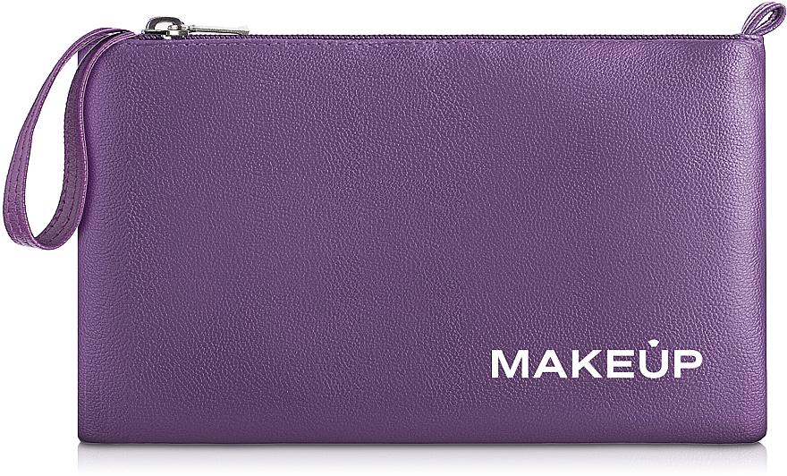 Косметичка фиолетовая - Makeup