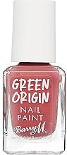 Духи, Парфюмерия, косметика Лак для ногтей - Barry M Green Origin Nail Polish Collection
