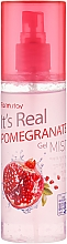 Духи, Парфюмерия, косметика Гранатовый гель-мист для лица - FarmStay It'S Real Pomegranate Gel Mist