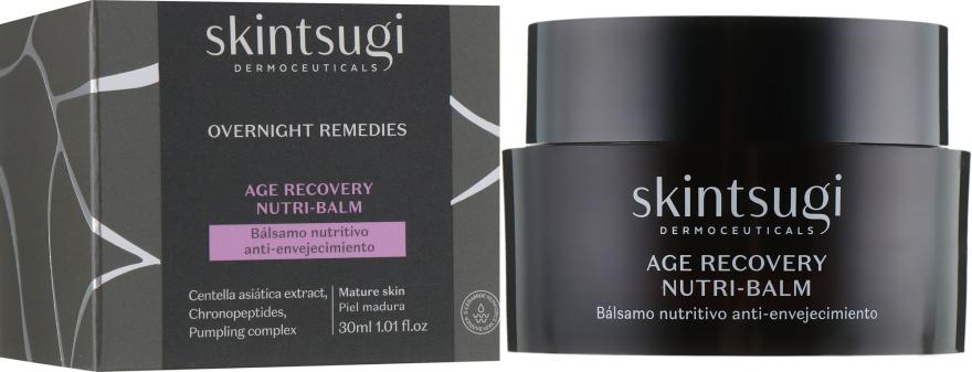 Антивозрастной питательный бальзам для лица - Skintsugi Age Recovery Nutri-Balm