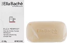 "Духи, Парфюмерия, косметика Очищающее кремовое мыло ""Томат"" - Ella Bache Ella Perfect Makeup Removal Tomato Cleansing Cream Bar"