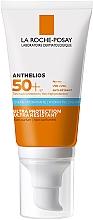 Парфумерія, косметика Сонцезахисний зволожуючий крем для обличчя та шкіри навколо очей SPF 50+ - La Roche-Posay Anthelios Ultra Cream SPF 50+