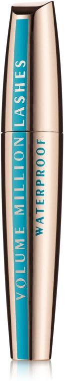 Тушь для ресниц водостойкая - L'Oreal Paris Volume Million Lashes Waterproof