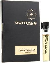 Духи, Парфюмерия, косметика Montale Sweet Vanilla - Парфюмированная вода (пробник)
