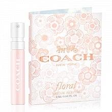 Духи, Парфюмерия, косметика Coach Coach Floral - Парфюмированная вода (пробник)