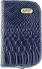 Духи, Парфюмерия, косметика Маникюрный набор 6 предметов, 77104D, синий - SPL