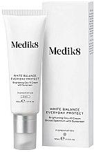 Духи, Парфюмерия, косметика Дневной крем от пигментации - Medik8 White Balance Everyday Protect