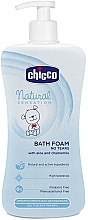 Парфумерія, косметика Піна для купання - Chicco Natural Sensation