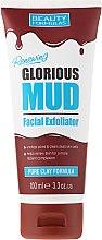 Духи, Парфюмерия, косметика Отшелушивающая маска из белой глины - Beauty Formulas Renewing Glorious Mud Facial Exfoliator