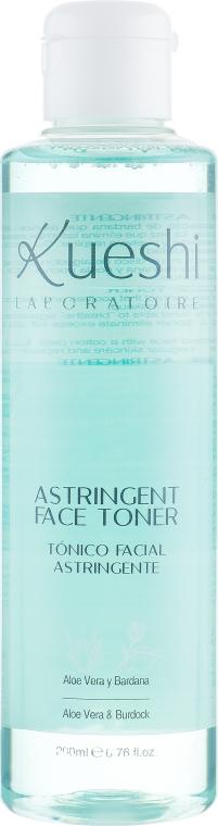 Сужающий поры тоник для лица - Kueshi Astringent Face Toner