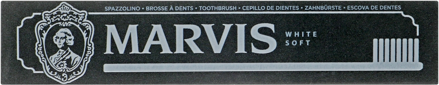 Зубная щетка мягкая - Marvis Toothbrush Soft