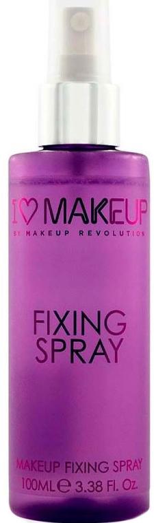 Спрей для фиксации макияжа - I Heart Revolution Fixing Spray — фото N1